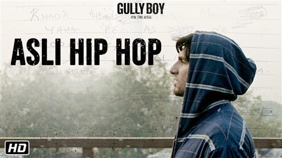 Ranveer Singh Raps like a Boss in Gully Boy's Asli Hip Hop!