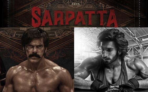Ranveer would be a good option for Sarpatta remake, says Arya!