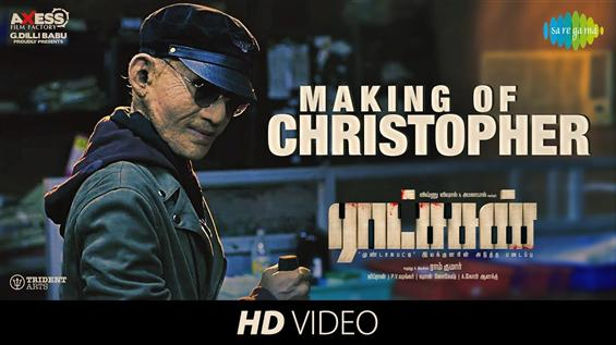 Ratsasan: Here's what went into creating villain Christopher's look!