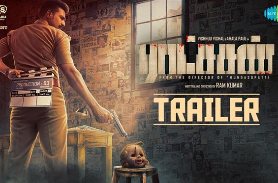 Ratsasan Trailer ft. Vishnu Vishal, Amala Paul
