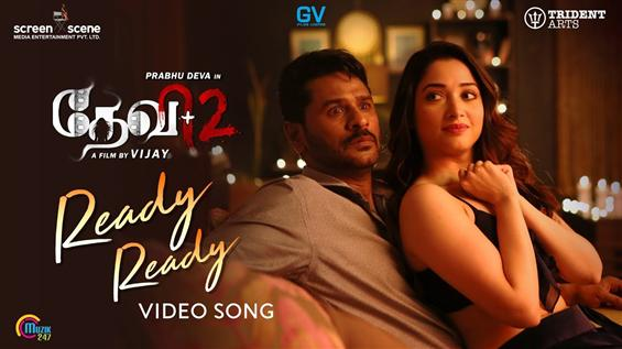 Ready Ready Video Song From Devi 2 Out Now!