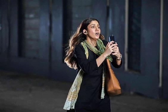 Release date set for Nayanthara's Netrikann?