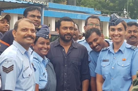 Release Plans Pushed for Suriya's Soorarai Pottru?