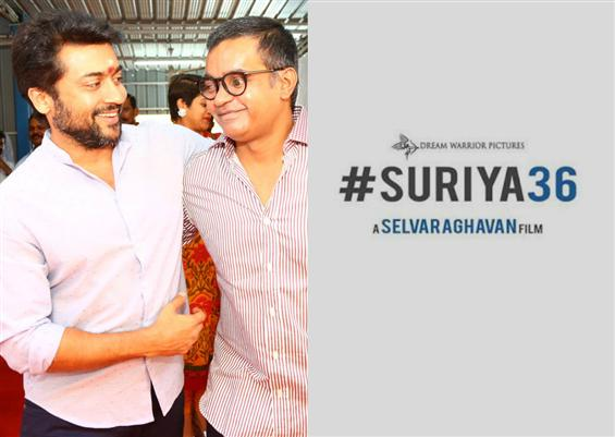 Revealed : No.of songs in Suriya 36!