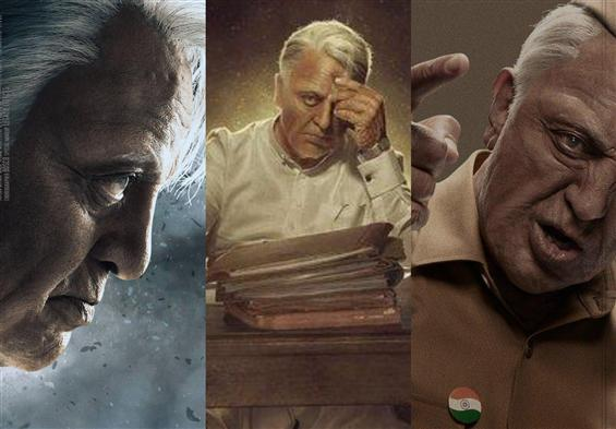 Revealed: Here's what Kamal Haasan's Hidden Left Eye in Indian 2 Means!
