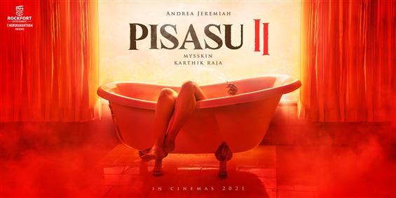 Revealed: Sarpatta actor in Pisasu 2, Andrea, Vijay Sethupathi's characters & more!