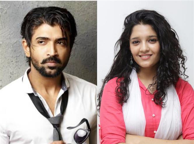 Ritika Singh to play sports journalist in Arun Vijay's Boxer!
