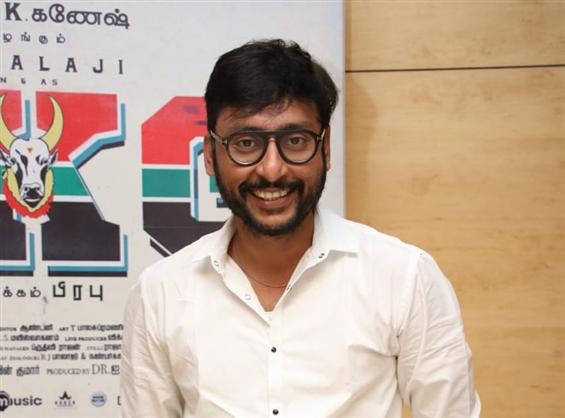 RJ Balaji & team LKG to adopt Gaja Cyclone affected Government Schools