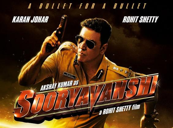 Rohit Shetty's last minute reshoot plans for  Sooryavanshi?