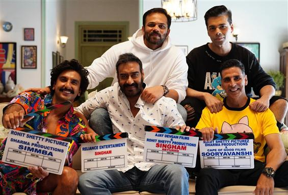 Rohit Shetty's Sooryavanshi starring Akshay Kumar, Katrina Kaif goes on floors