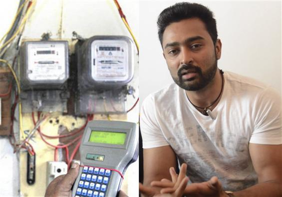 Round 2 of actor Prasanna's Rs. 42, 632 Electricit...