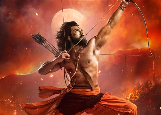 RRR: Rajamouli unveils new Ram Charan poster!