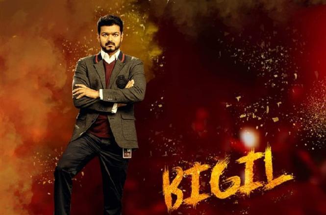 Rs. 180+ Cr. for Bigil: Producer Reveals Mega-Budget of the Vijay starrer!