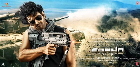 Saaho Censor Details & Run Time