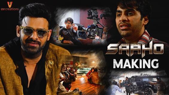 Saaho Making Video: Behind The Scenes of the Prabhas' 350 Cr Film!