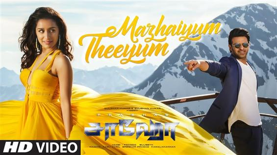 Saaho: Mazhaiyum Theeyum Video Song out Now!