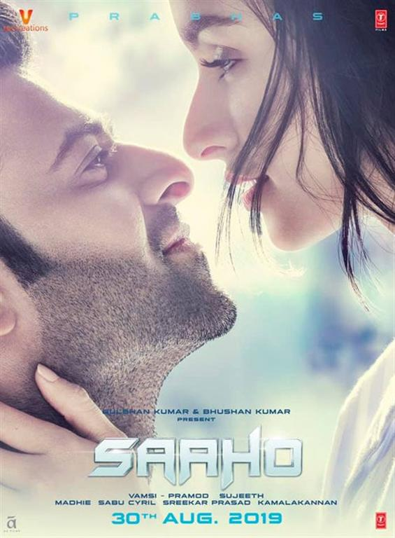 Saaho Poster confirms film's new release date