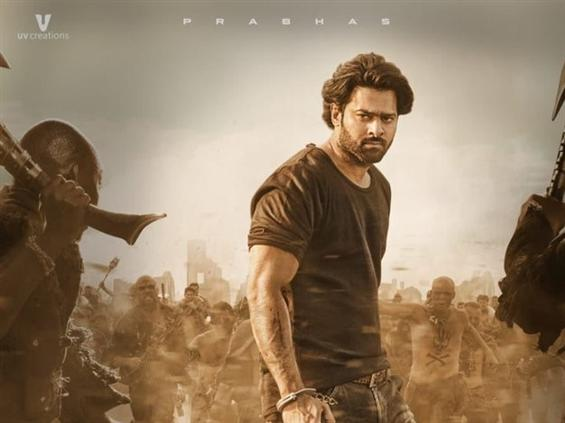 Saaho sets a big pre-release business in Tamil Nad...