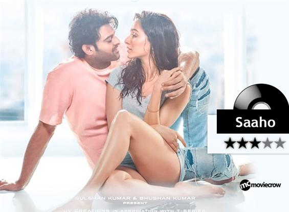 Saaho Songs - Music Review