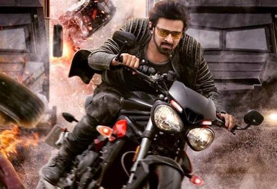 Saaho's 12-minute action sequence shot at Rs.70 Cr...