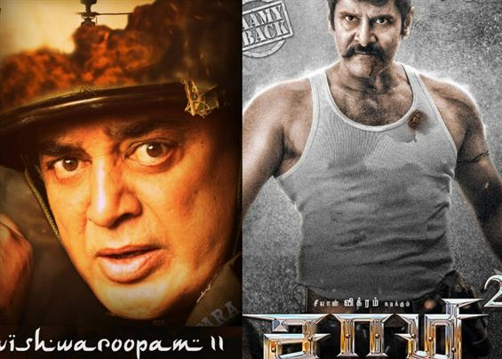 Saamy 2 Vs Vishwaroopam 2 this August?