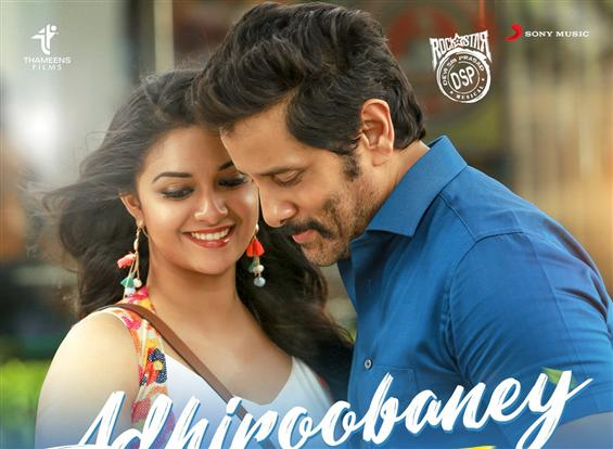 Saamy Square: Adhiroobaney song