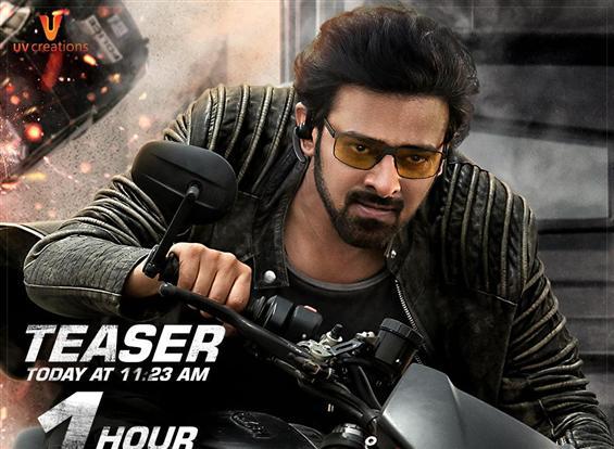 Sahoo teaser out: Prabhas, Shraddha Kapoor film pr...