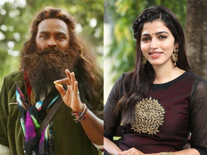 Sai Dhansika in Vijay Sethupathi's Laabam!