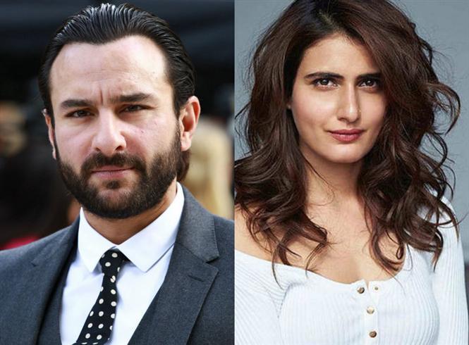 Saif Ali Khan, Fatima Sana Shaikh & Ali Fazal Team Up For A 3D Horror Comedy Titled 'Bhoot Police'