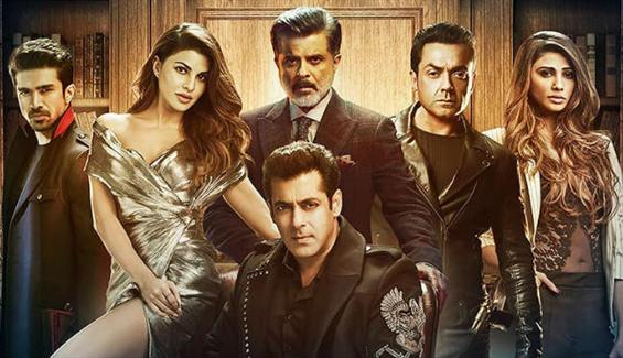 Salman Khan's Race 3 Day 4 Collection sees a sharp...