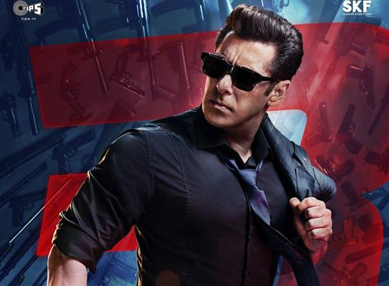 Salman Khan's Race 3 new poster out with release d...