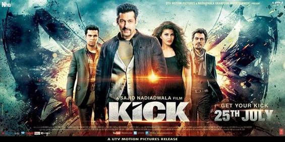 Salman's Kick smashes Aamir Khan's 3 Idiots record