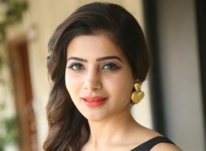 Samantha shoots in Kerala for Seema Raja