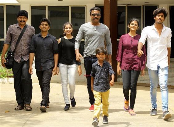 Samuthirakani's Appa 2 starts rolling on Father's ...