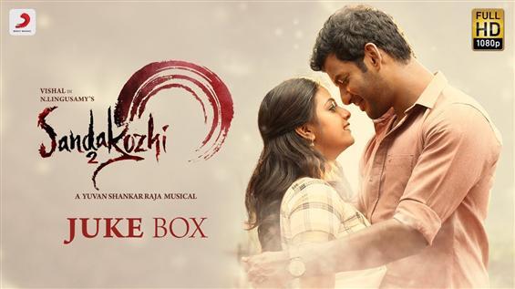 Sandakozhi 2 Jukebox: Audio songs from the Vishal starrer
