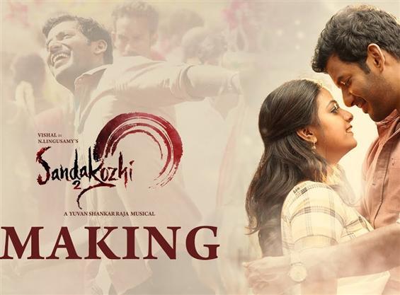 Sandakozhi 2 Making Video