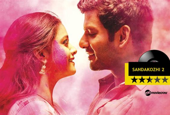 Sandakozhi 2 Songs - Music Review