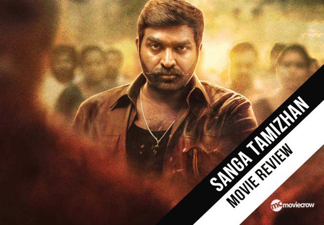 Sangathamizhan Review - A commercial pot-boiler!