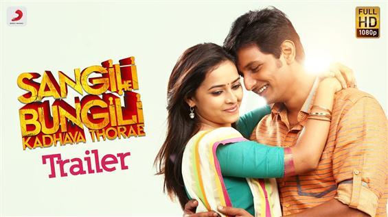 Sangili Bungili Kadhava Thorae - Official Trailer