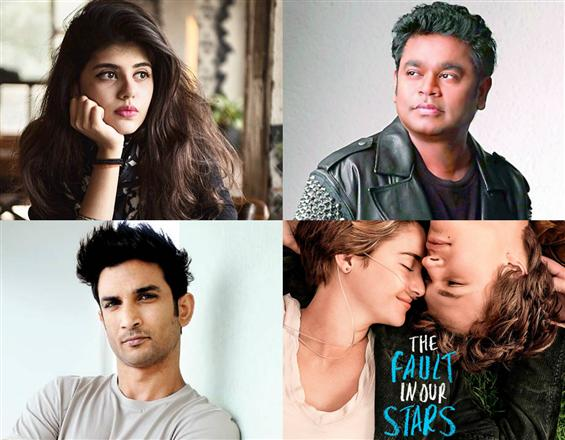 Sanjana Sanghi to play female lead in The Fault in...