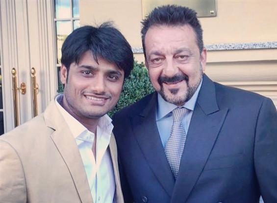 Sanjay Dutt back to comedy with new film Blockbust...