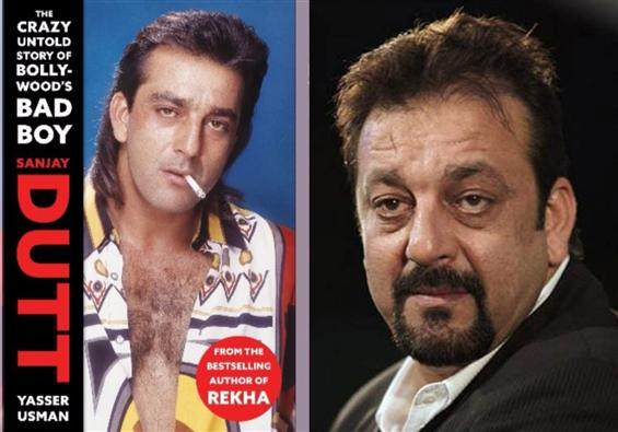 Sanjay Dutt miffed over unofficial Biography, To t...