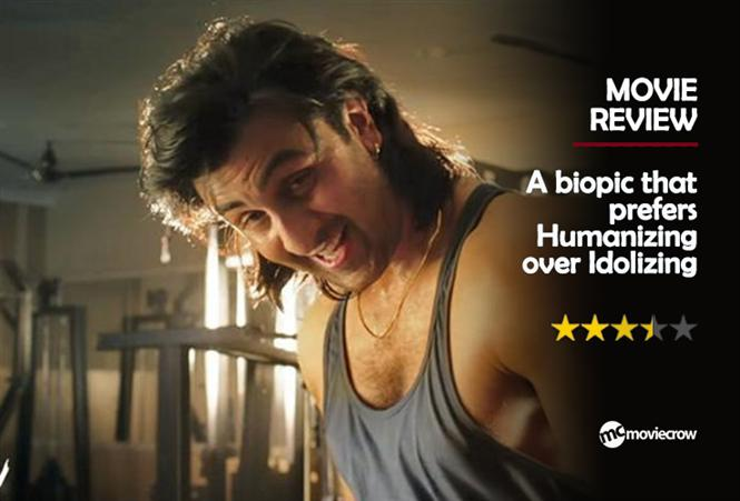 Sanju Review- A biopic that prefers Humanizing over Idolizing!