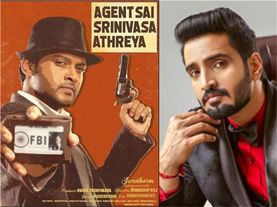 Santhanam in Agent Sai Srinivasa Athreya Remake!?