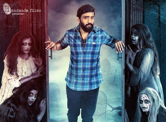 Santhanam's Dhilluku Dhuddu 2 first look poster, teaser release date