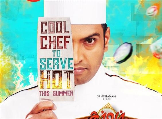 Santhanam's Server Sundaram gears up for a summer release