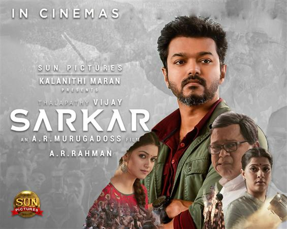 Sarkar creates new record in Chennai city Box-Office!
