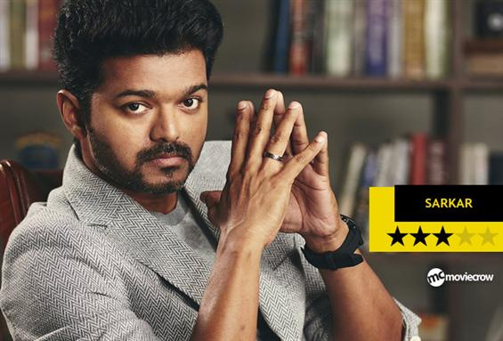 Sarkar Review - Vijay single-handedly rules this S...