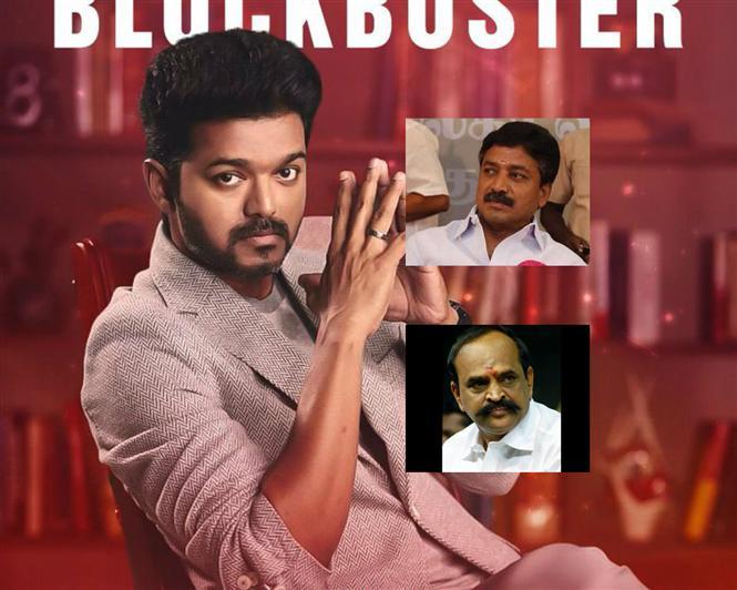 Sarkar Vs TN Sarkar: After Kadambur Raju, AIADMK's CV Shanmugam speaks against Vijay's film!