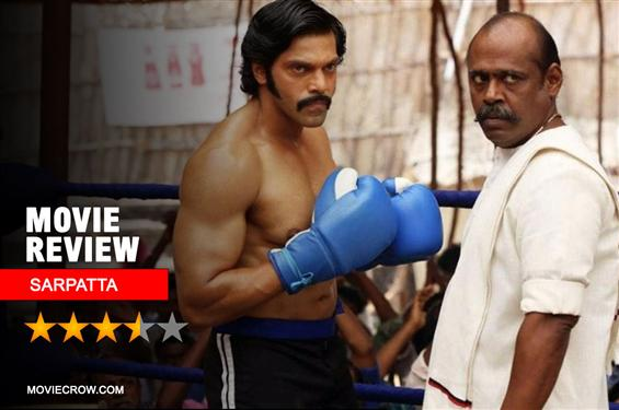 Sarpatta Parambarai Review - A rousing watch!
